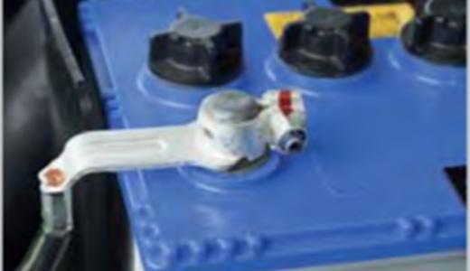 Pflege - Instandhaltung - Batterie
