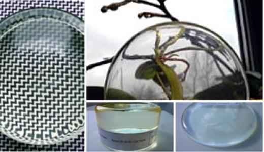 Epoxid - Gießharze - glasklar