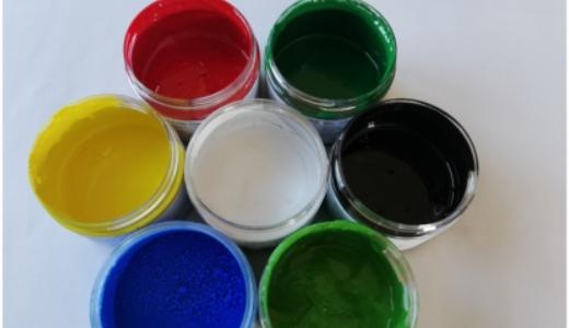 Farbpasten zum Einfärben von EP, PUR Harzen