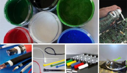 Hilfsprodukte - Farbpasten, Arbeitsbehelfe