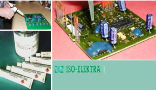 ISO-Elektra Polyurethan und Epoxid-Vergussmassen